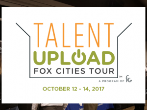 Fox Cities Regional Partnership Announces Fall 2017 Talent Upload Dates